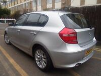 BMW 118D***FULL SERVICE HISTORY***ONE OWNER FROM NEW***ROAD TAX £30***ONLY 3295