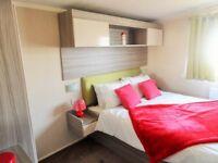 Luxury used caravan in Porthcawl near Cardiff