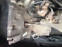 Ford transit 05 reg 2.0 gearbox 5 speed