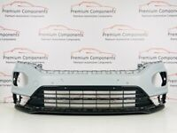 VW T ROC TROC GENUINE GREY FRONT BUMPER WITH LOWER GRILL PDC 2017-2020 [PP662]