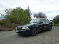 Volvo, S70 V70 Saloon, Manual, Long M.O.T. Low miles.