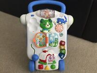 Leap frog Scout and friends baby walker