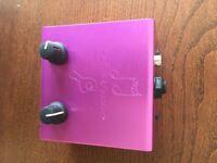 Critter & Guitari Rhythm Scope Video Synthesizer