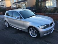 BMW 123d m sport, only 51k, auto/paddleshift