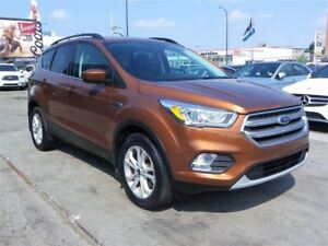 2017 Ford Escape SE 4WD 1.5L ECO-BOOST GPS BACK-UP.CAM LEATHER
