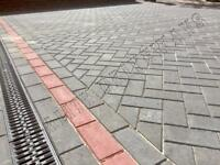 Quality driveways-Block Paving , Slabbing, Fencing