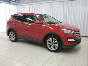 2016 Hyundai Santa Fe AWD 2.0 TURBO. PREMIUM SPORT SUV LOADED WI