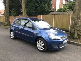 Ford Fiesta 12 Months mot Full Service History