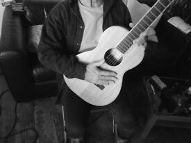 Jean Larrivee Special Edition Rosewood Parlour Acoustic Guitar