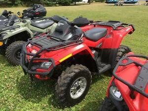 2010 Can-Am Outlander 800R EFI XT