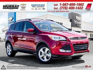 2014 Ford Escape SE **Low Mileage! Nav! Leather! AWD!**