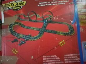 Fastlane Racing track and cars