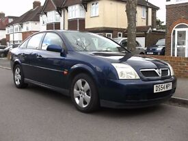 Vauxhall Vectra Club 1.8 with air conditioning