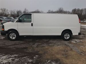 2013 GMC Savana 3500 Standard with commercial shelving
