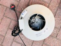 "X1 USED 6"" RVK FAN EXTRACTION SILEO Collection only Cheshunt Hydroponics EN8 9BD"