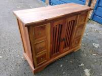 Sheesham Indian Rosewood sideboard in very good condition - can deliver