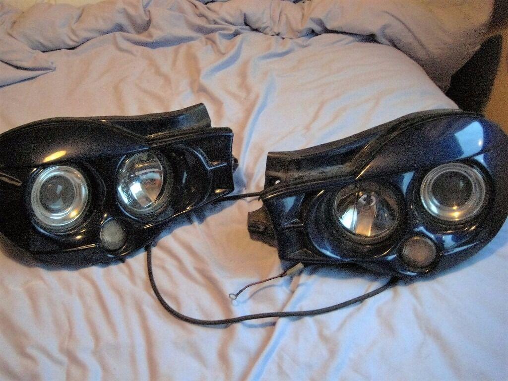 Subaru Impreza Morette Headlights Bugeye In Stewarton