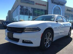2016 Dodge Charger SXT AWD - 19 POLISHED WHLS - 8.4 NAV READY