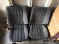 Bmw e30 full front and rear seats