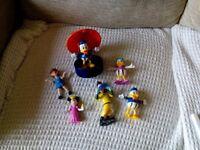 Disney Mcdonald toys from the 80's 90's