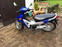 honda 125 anf moped