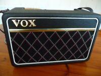Vintage Vox Escort buskers amp