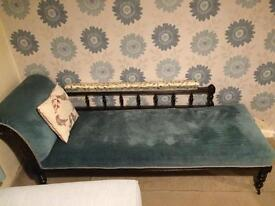 *REDUCED* Vintage Chaise Lounge