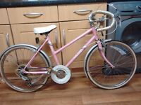 Vintage Raleigh prima bike for kids not Adult size