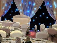 *CHEAP* House Lights and Wedding, Mehndi, Nikkah Stages + marquee HIRE