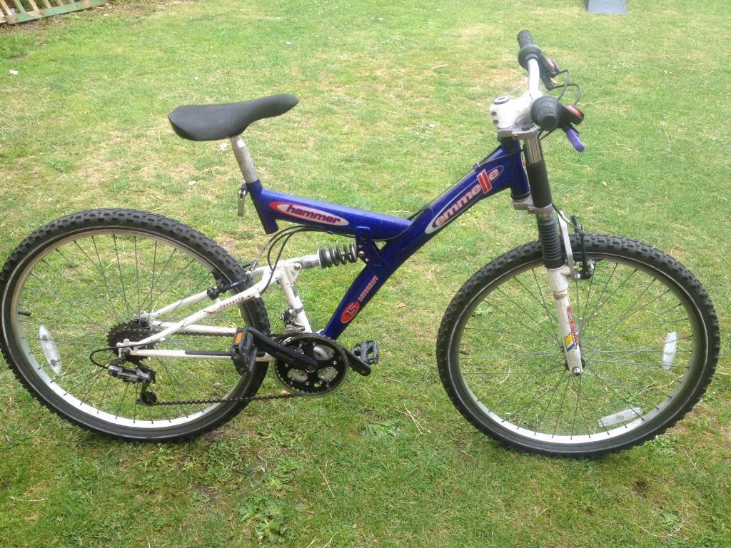 Emmelle Hammer Bike
