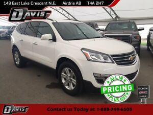 2013 Chevrolet Traverse 2LT AWD, HEATED SEATS, BOSE AUDIO, RE...