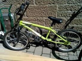 BMX bike Katapult Indi
