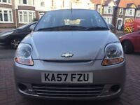 Chevrolet Matiz with full MOT