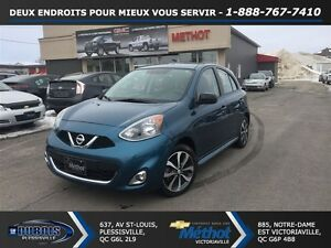 2015 Nissan Micra SR AUTOMATIQUE CERTIFIE AVEC AIR+ CAMERA RECUL