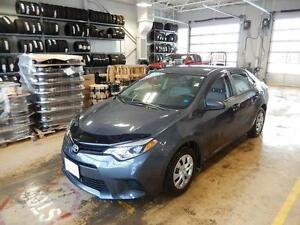 2014 Toyota Corolla LE ECO Ultimate Corolla gas saving