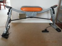 AB Dance Exercise Machine- Helps You to Loose Weight -Instructions - Good Condition