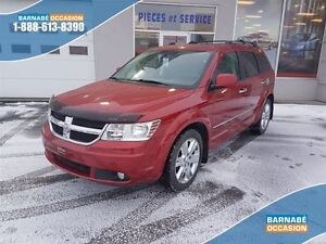 2010 Dodge Journey RT AWD MAG 19'' CUIR TOIT  GR REMORQ.