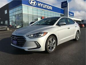 2017 Hyundai Elantra Limited *Navigation-Leather-Sunroof*