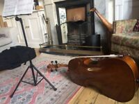 1/2 size cello, Cremona SC-100 Premier, with soft case and bow