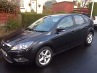 BARGAIN: A very well cared for Ford Focus 1.6 Turbo Diesel (very economical - 60 mpg).