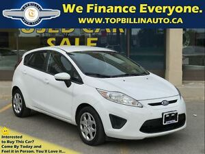 2013 Ford Fiesta SE HB, BLUETOOTH, Automatic