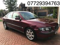 Volvo S60 2.0 T SE 4dr # Automatic # 1 YEARS MOT # VERY LOW MILES # Lots of bills # Auto
