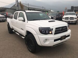 2010 Toyota Tacoma V6 Double Cab w/aftermarket wheels/tires