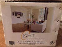 KEF Home Cinema Speaker Package KHT5005 (5.0)