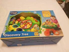 Vtech Discovery Tree Baby Toy Unopened