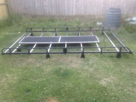 *QUICK SALE* MK6 Transit Van Roof Rack for a Low Roof Transit Van