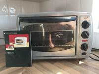 New Mini Oven With Grill