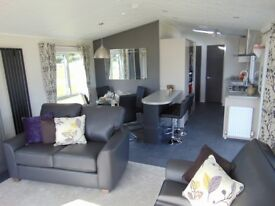 2 BEDROOM STATIC CARAVAN FOR SALE IN THE LAKE DISTRICT, LOW FEES, OWNERS ONLY