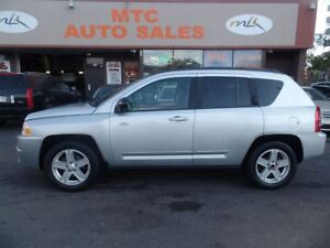 2010 Jeep Compass Sport/North