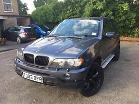 Sale my BMW X5. 3.0d